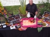 Fort lauderdale Wedding Anniversary BBQ Catering 8
