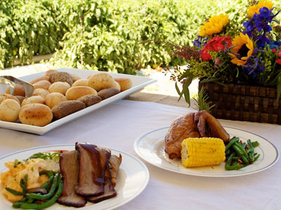 Barbecue Caterer south Florida