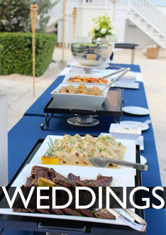 Florida Keys Wedding Caterer