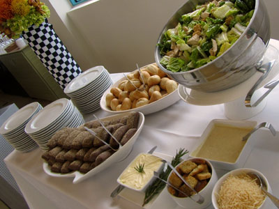 Miami Corporate Caterer