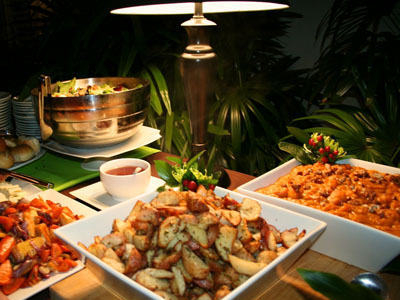Miami Holiday Party Catering